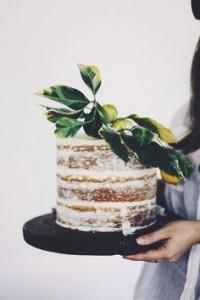 Naked cake, Naked Cake