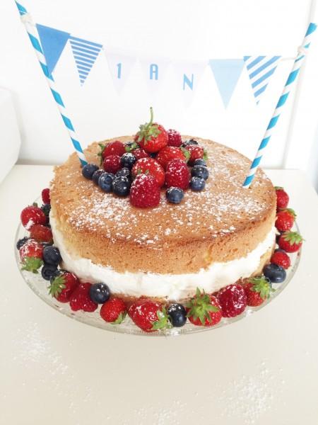 Naked cake Naked Cake 13 - Blog Mariage