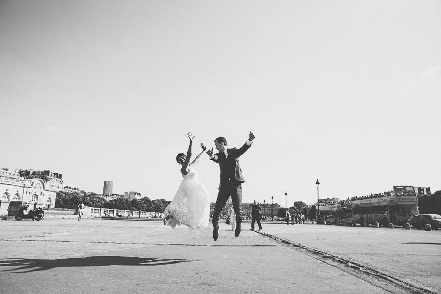 Mariage A & JB à Paris, Mariage A & JB à Paris