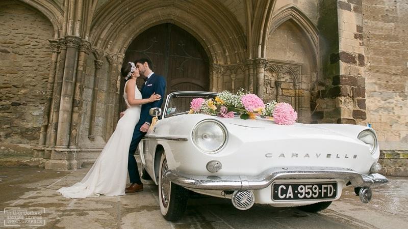 Mariage Mariage  C & V dans la Sarthe 27 - Blog Mariage