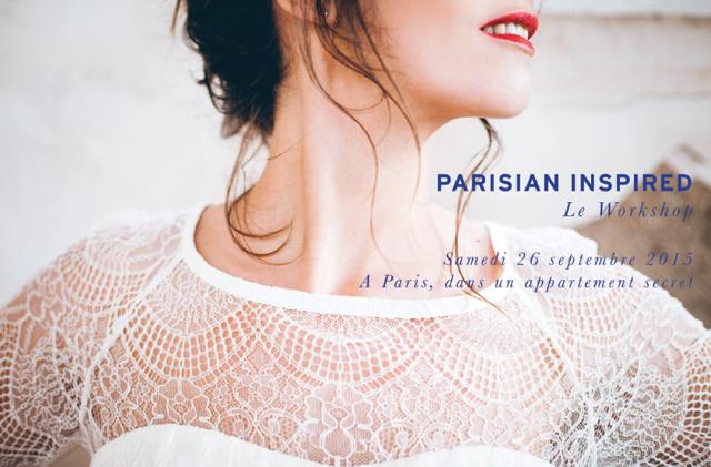 Parisian Inspired Workshop