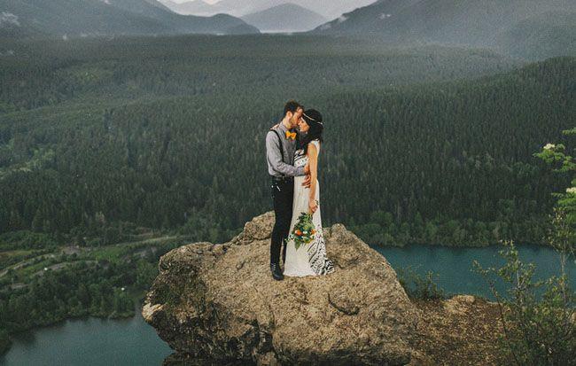heureux, Des mariés heureux !