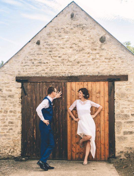 Mariage I&PA simple et authentique