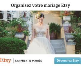 Etsy Mariage