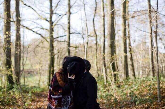 love session bois, Love Session C&R dans les bois