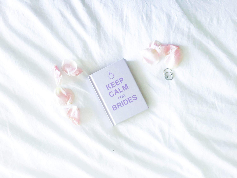 Keep calm bride