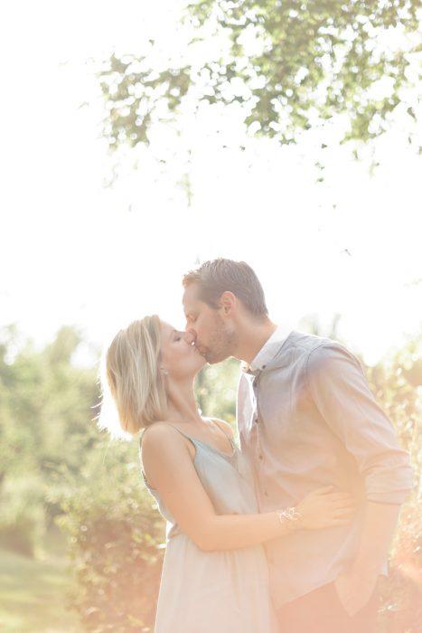 Love Session dans les champs de blé Love Session M&W dans les champs de blé 15 - Blog Mariage