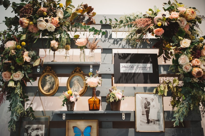 Menthe sauvage Histoire de fleuriste : Menthe Sauvage 5 - Blog Mariage