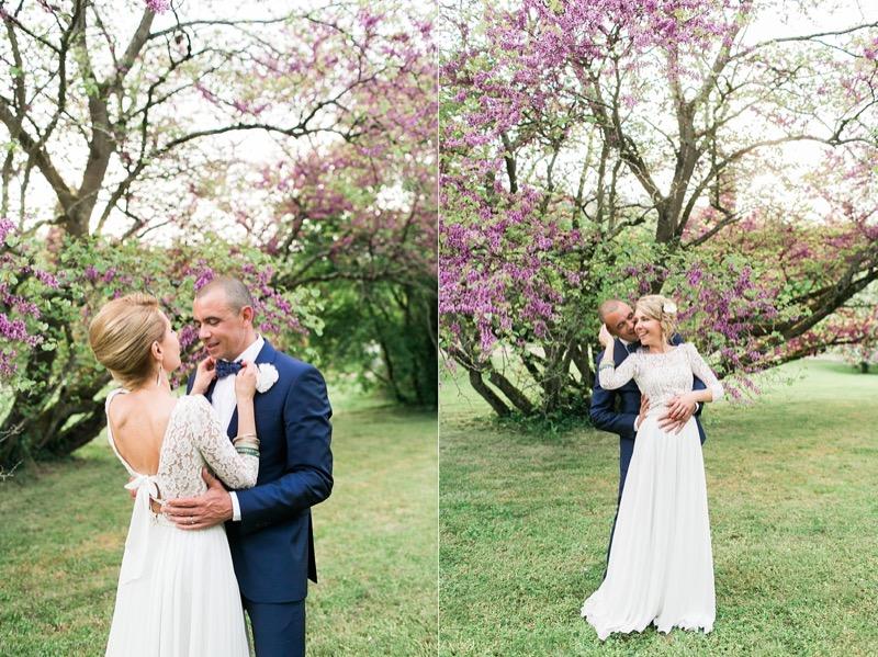 Mariage blanc et végétal, Mariage S&A blanc et végétal