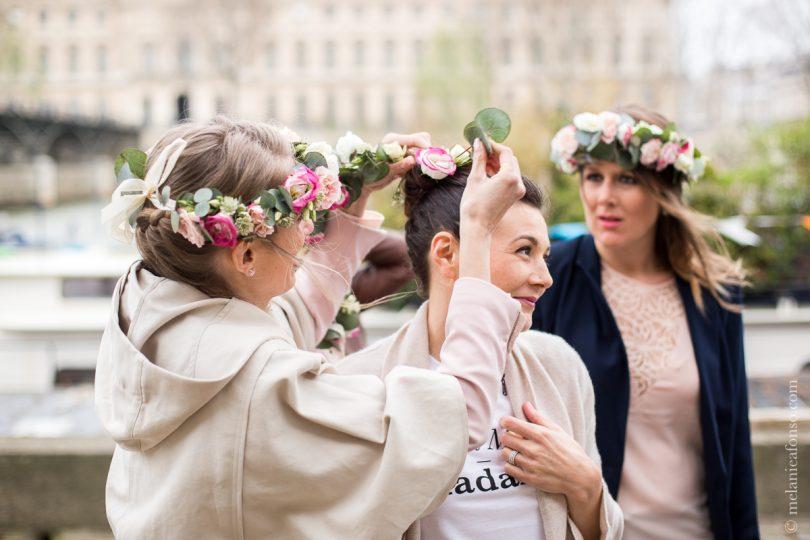 evjf à paris EVJF Marion à Paris 1 - Blog Mariage