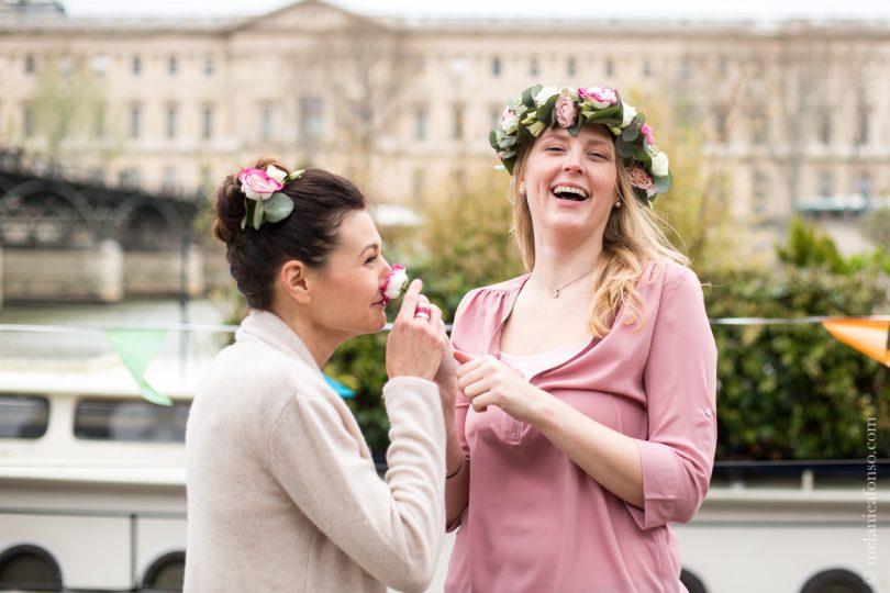 evjf à paris EVJF Marion à Paris 15 - Blog Mariage