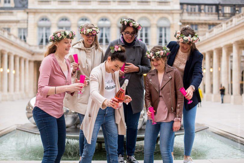 evjf à paris EVJF Marion à Paris 45 - Blog Mariage