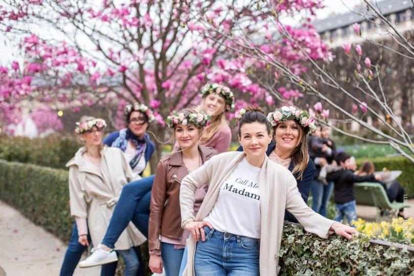 evjf à paris EVJF Marion à Paris 37 - Blog Mariage