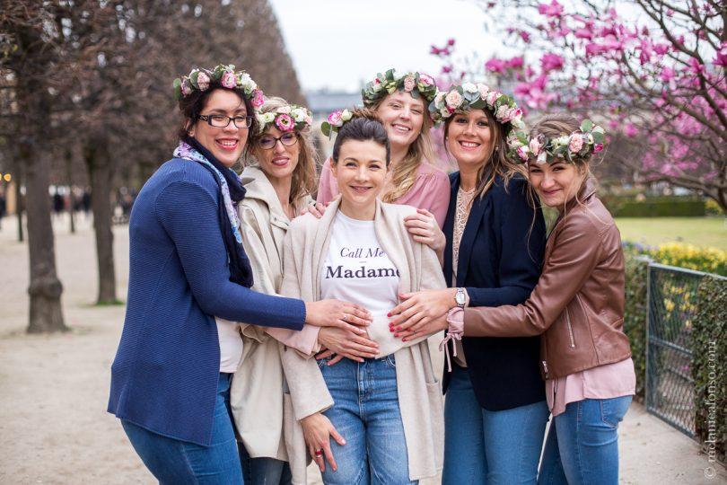 evjf à paris EVJF Marion à Paris 35 - Blog Mariage