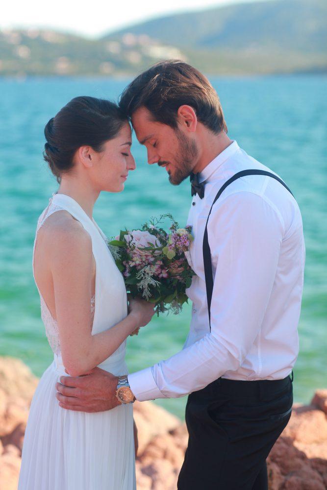 shooting d'inspiration mariage sur la plage Shooting d'inspiration mariage sur la plage 17 - Blog Mariage