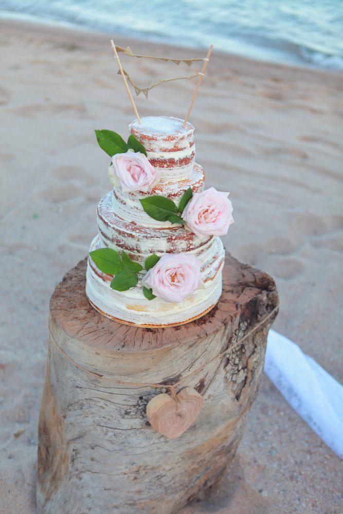 mariage sur la plage en corse