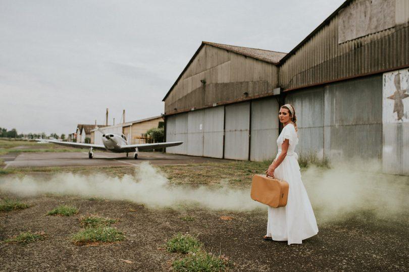 Céline Ménard Robe de Mariée Céline Ménard : La Voyageuse 27 - Blog Mariage