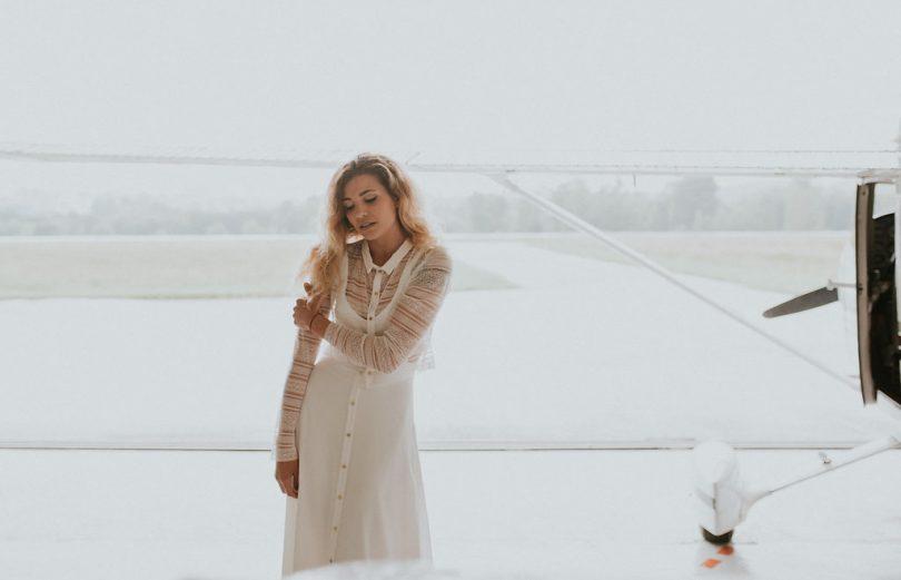Céline Ménard Robe de Mariée Céline Ménard : La Voyageuse 11 - Blog Mariage