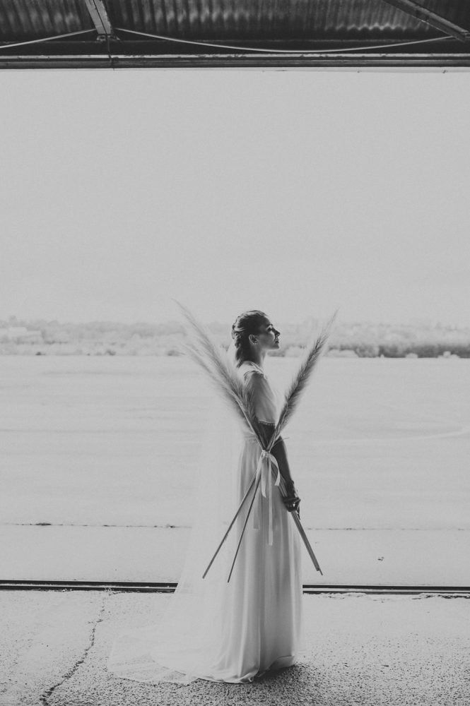 Céline Ménard Robe de Mariée Céline Ménard : La Voyageuse 43 - Blog Mariage