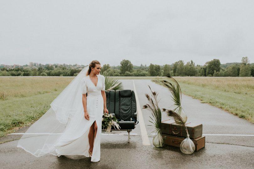 Céline Ménard Robe de Mariée Céline Ménard : La Voyageuse 5 - Blog Mariage