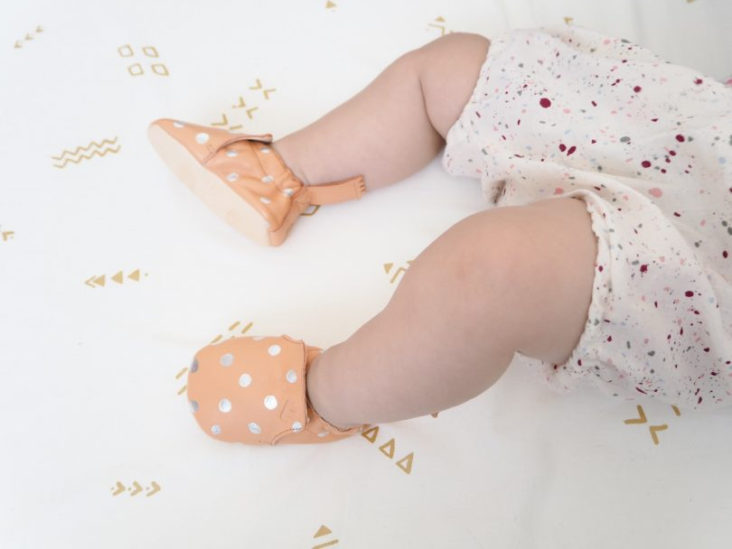 bebe hiver chaussons