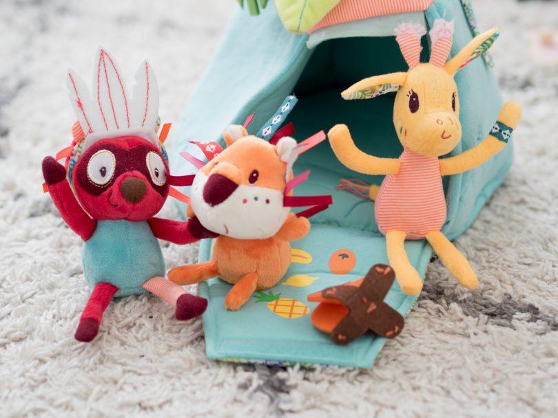 lilliputiens Les petits jouets chouchou de mes minis 13