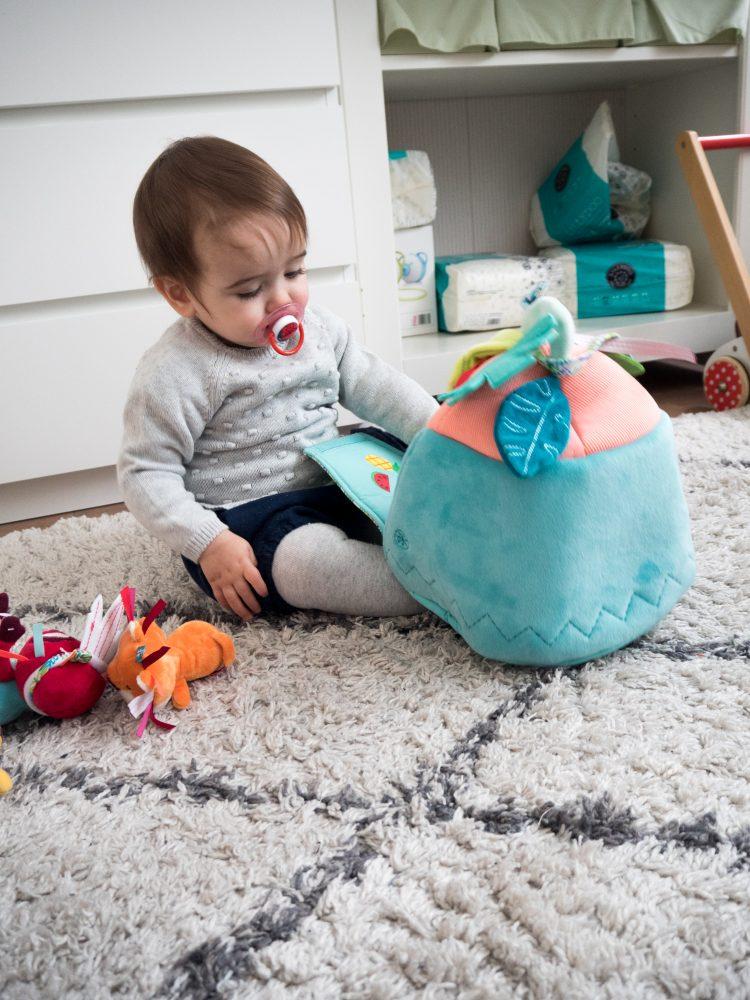 lilliputiens Les petits jouets chouchou de mes minis 9