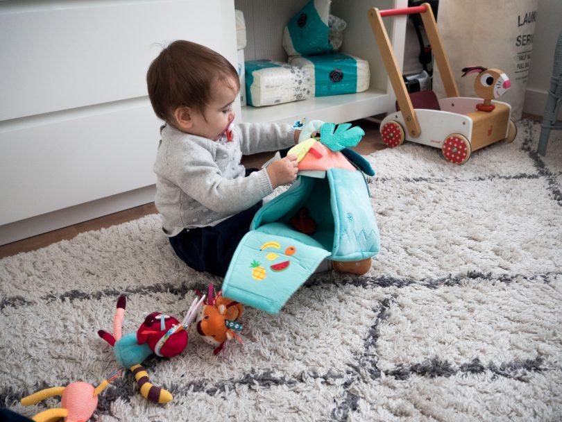 lilliputiens Les petits jouets chouchou de mes minis 5
