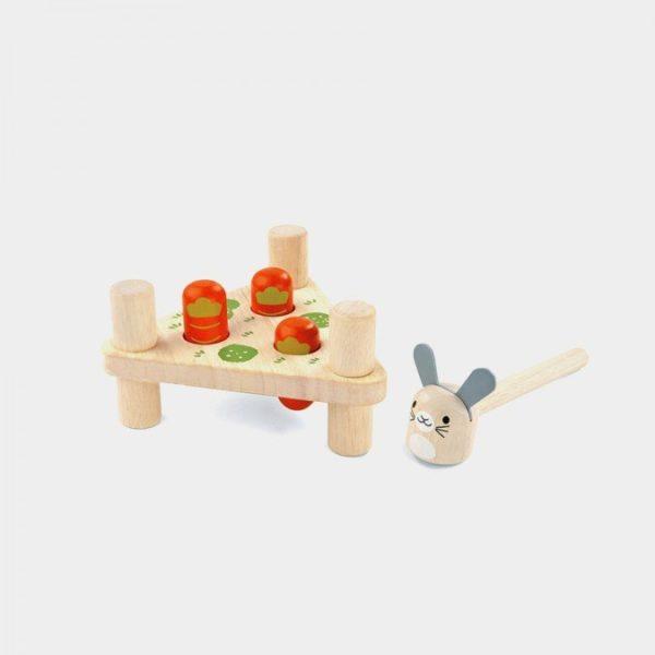 Jeu tape-carottes bois 1 - Blog Mariage