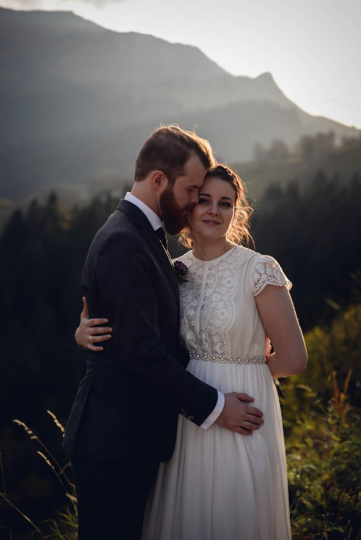 Mariage à la montagne Mariage à la montagne M&M 23 - Blog Mariage
