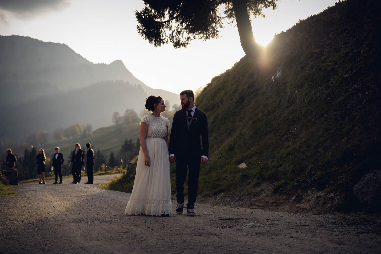 Mariage à la montagne Mariage à la montagne M&M 17 - Blog Mariage