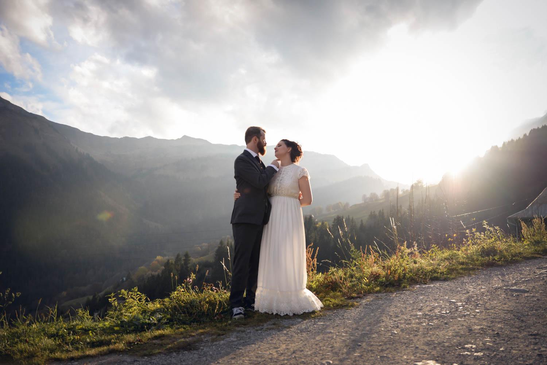 Mariage à la montagne Mariage à la montagne M&M 1 - Blog Mariage