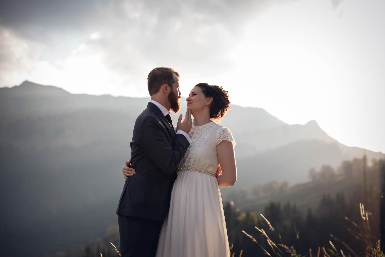 Mariage à la montagne Mariage à la montagne M&M 29 - Blog Mariage