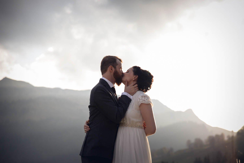 Mariage à la montagne, Mariage à la montagne M&M