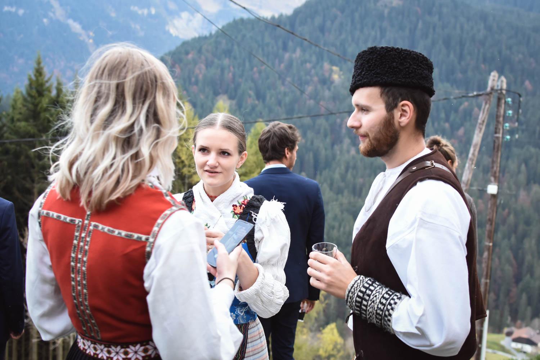 Mariage à la montagne Mariage à la montagne M&M 83 - Blog Mariage