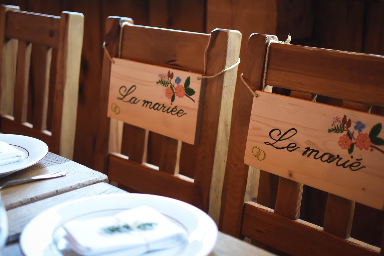 Mariage à la montagne Mariage à la montagne M&M 35 - Blog Mariage