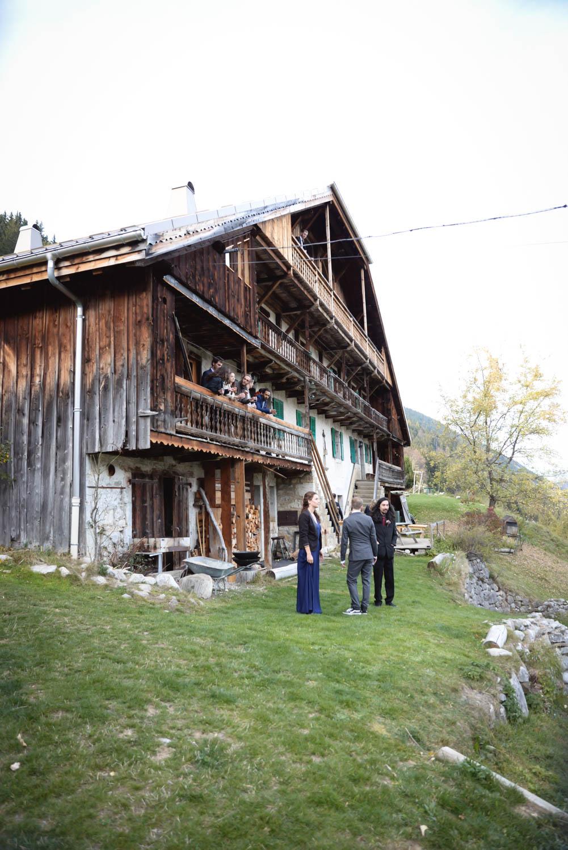 Mariage à la montagne Mariage à la montagne M&M 87 - Blog Mariage