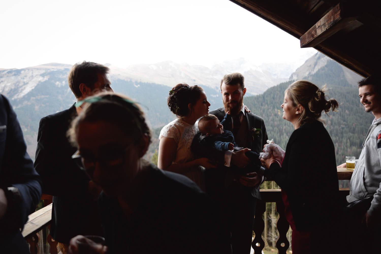 Mariage à la montagne Mariage à la montagne M&M 95 - Blog Mariage