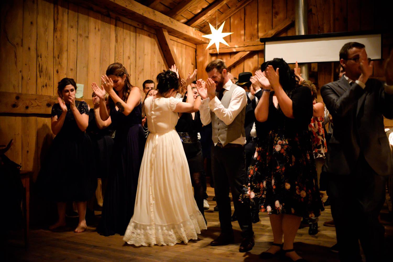 Mariage à la montagne Mariage à la montagne M&M 97 - Blog Mariage