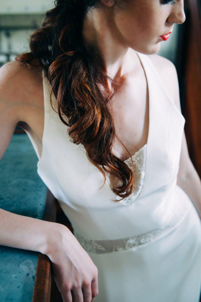 mariage sur une péniche Shooting d'inspiration La Mariée de la Péniche 46 - Blog Mariage