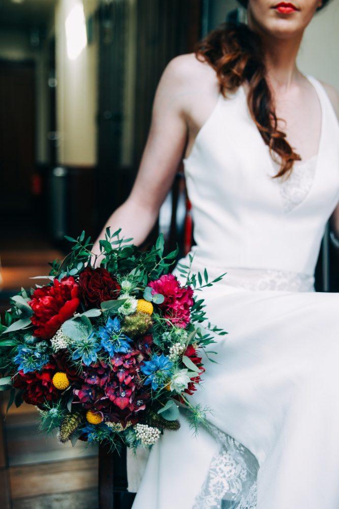 mariage sur une péniche Shooting d'inspiration La Mariée de la Péniche 18 - Blog Mariage