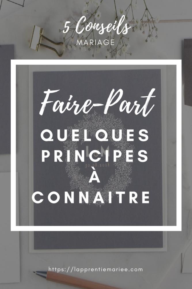 Do&Don't Faire-Part Do&Don't : Quelques principes à connaitre ! 9 - Blog Mariage