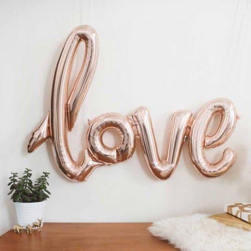 Ballon LOVE 1 - Blog Mariage