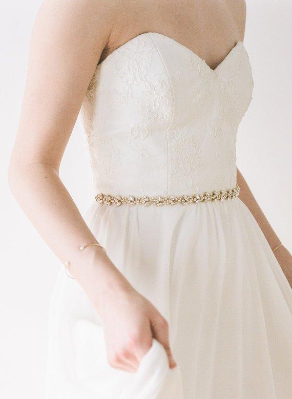 Ceinture de mariée 1 - Blog Mariage