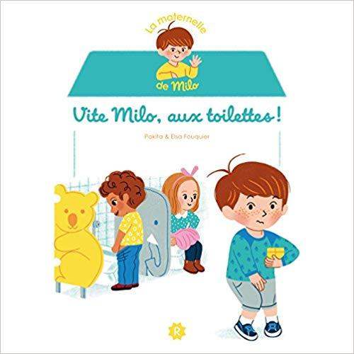 Vite Milo, aux toilettes ! 1 - Blog Mariage