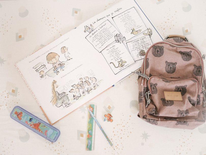 Livres pour la rentrée maternelle