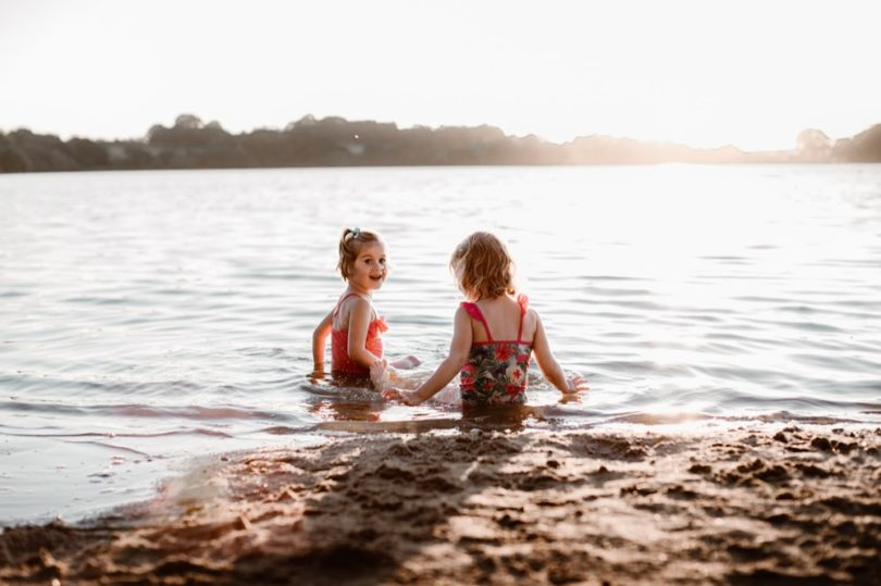 séance famille à la mer madeleine studio l'apprentie mariée