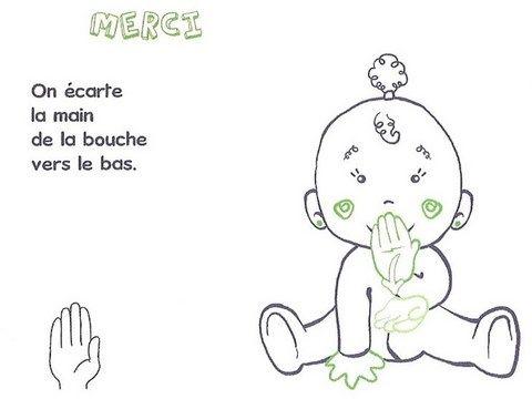 signer avec bébé, Signer avec Bébé