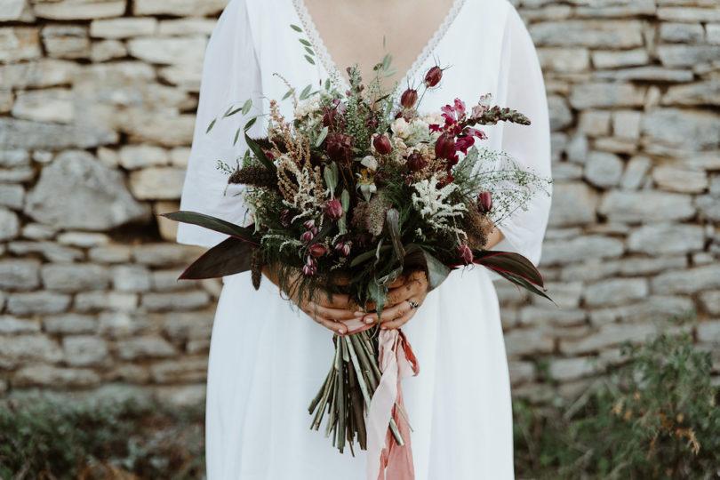 mariage d'automne Mariage d'automne M&B 17 - Blog Mariage