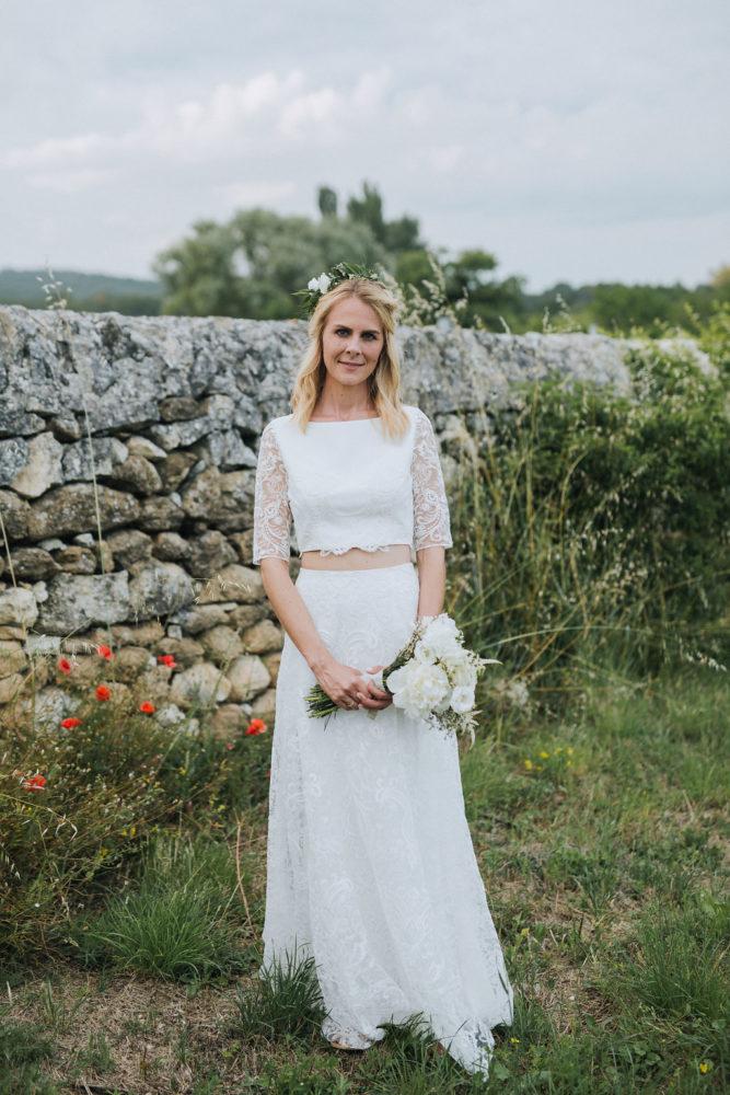mariage champêtre en Provence Mariage Champêtre en Provence S & K 74